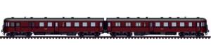 """Motorová jednotka VT 137 """"Stettin"""", DRG, zvuková verze, II. epocha, TT, Kres 1382DS"""