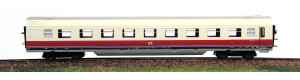 Vložený vůz pro jednotku BR 175, DCC, TT, IV. epocha, Kres 18172D