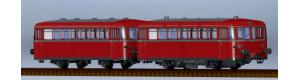 Motorový vůz VT 98 s přívěsným vozem VB 98, DB, digitální verze, III. epocha, TT, Kres 9802D