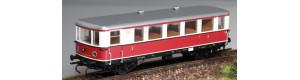 Přívěsný vůz VB 140 312, DRG, DCC, II. epocha, TT, Kres 1404D