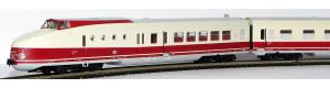 Motorová jednotka BR 675 (ex BR 175), muzejní vlak, DCC, TT, Kres 1816D