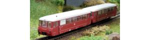 Motorová jednotka VT 2.09.203 + VS 2.08.203, DR, DCC, III. epocha, TT, Kres 209ND