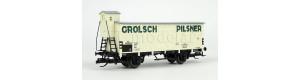 """Chladicí vůz """"Grolsch Pilsner"""", NS, III. epocha, TT, Tillig 17920"""