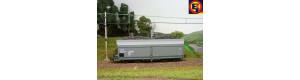 Náklad uhlí do vozu Fads/Wap (Piko), H0, ES Pečky 29605
