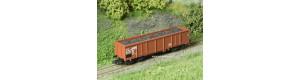 Náklad uhlí do vozu Eaos (Fleischmann), N, ES Pečky 49601
