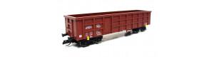 Otevřený vůz Eaos, On Rail GmbH, ze setu, TT, V. epocha, DOPRODEJ, Tillig 01678-1