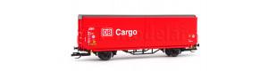 Vůz s posuvnými stěnami Hbis-tt 293, DB Cargo, V. epocha, TT, Tillig 14843