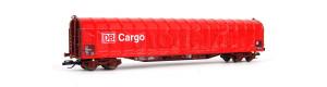 Vůz s posuvnou plachtou Rils 652, DB Cargo, V. epocha, TT, Tillig 15751