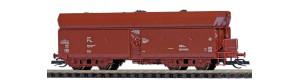 Výsypný vůz řady Fal, DR, s nákladem uhlí, IV. epocha, TT, Busch 31324