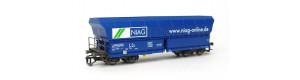 Samovýsypný vůz Falns NIAG, modrý, VI. epocha, TT, Piko 47744