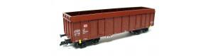 Otevřený nákladní vůz Ealos-x 053, DB AG, ze setu, V. epocha, TT, DOPRODEJ, Tillig 01768-2