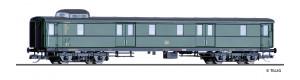 Zavazadlový vůz řady Pw4üe, DB, III. epocha, TT, Tillig 13375