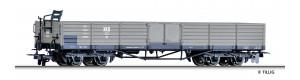 Úzkorozchodný otevřený vůz OO, NKB, III. epocha, H0e, Tillig 05922