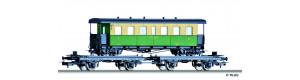 """Set """"úzkorozchodný transport"""", DB, III. epocha, H0+H0m, Tillig 70037"""
