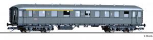 Osobní vůz 1./2. třídy řady ABix, PKP, III. epocha, TT, Tillig 13354