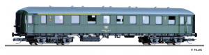 Osobní vůz 1./2. třídy řady ABye 616, DB, IV. epocha, TT, Tillig 13356
