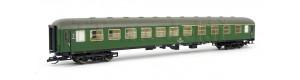 Osobní vůz 1./2. třídy řady ABm 225, DB, IV. epocha, TT, Tillig 16211