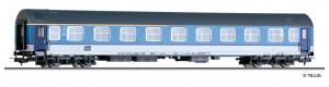 Osobní vůz 1./2. třídy AB 350 typu Y, ČD, V. epocha, H0, Tillig 74929