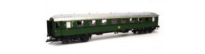 Osobní vůz 1. třídy řady A4y, DB, III. epocha, TT, DOPRODEJ, Tillig 13360