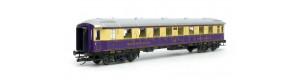 "Osobní vůz 1. třídy ""Rheingold-Express"", DRG, II. epocha, TT, Tillig 13361"