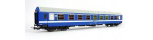 Osobní vůz 1. třídy řady Aa, typ Y/B 70, MÁV, IV. epocha, H0, Tillig 74917