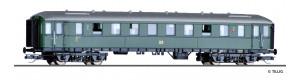 Osobní vůz 2. třídy řady B4ü, DR, III. epocha, TT, Tillig 13352