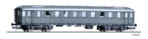 Osobní vůz 2. třídy řady Bix, PKP, III. epocha, TT, Tillig 13355