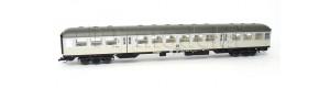 Osobní vůz 2. třídy řady Bn 719, DB, IV. epocha, TT, Tillig 13869