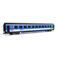 Osobní vůz 2. třídy řady Bmz 241, ČD, Najbrt, VI. epocha, TT, DOPRODEJ, Tillig 16538