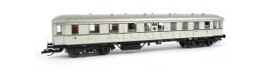 Osobní vůz 2./3. třídy, DRG, fotonátěr, II. epocha, TT, model Galerie Tillig 2020, Tillig 501947