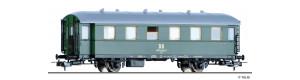 Osobní vůz Baai, 2. třída, DR, IV. epocha, H0, Tillig 74901