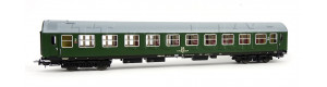 Osobní vůz 2. třídy řady Bm, typ Y, DR, IV. epocha, H0, Tillig 74913
