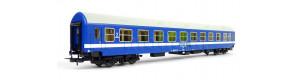 Osobní vůz 2. třídy řady Ba, typ Y/B70, MÁV, IV. epocha, H0, Tillig 74919