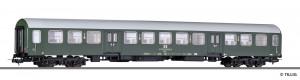 Osobní vůz 2. třídy řady Bmh, typ Halberstadt, DR, IV. epocha, H0, Tillig 74945