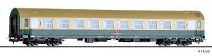 Osobní vůz 2. třídy řady B 518, typ Y, DB AG, V. epocha, H0, Tillig 74949