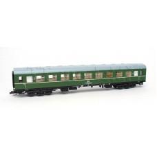 Osobní modernizovaný vůz 2. třídy řady Bge, DR, IV. epocha, TT, Tillig 95615