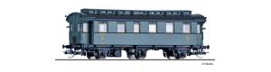 Osobní vůz 3. třídy, CNCB, III. epocha, TT, Tillig 16056