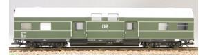 Zavazadlový vůz DDg(e) pro patrové vlaky, DR, III. epocha, TT, Kres 1962