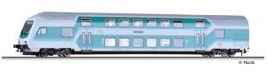 Patrový řidící vůz DBbzf 761.2, DB AG, V. epocha, H0, Tillig 73776