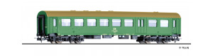 Osobní vůz 2. třídy BDghws se zavazadlovým oddílem, DR, IV. epocha, H0, Tillig 74952