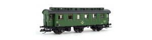 Kancelářský vůz pro stavební vlak, DB, III. epocha, TT, Tillig 16046