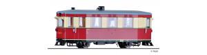 Úzkorozchodný motorový vůz 187 001-3, HSB, V. epocha, H0m, Tillig 02952