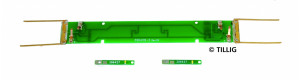 Osvětlení pro čtyřnápravové úzkorozchodné osobní a zavazadlové vozy, Tillig 08811