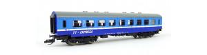 "Osobní vůz 1. třídy, ""TT-Express"", START, TT, Tillig 13190"