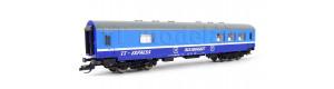 """Jídelní vůz, """"TT-Express"""", START, TT, Tillig 13758"""