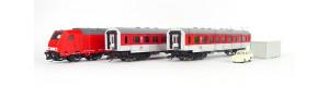 Set osobního vlaku, DB AG, VI. epocha, TT, Tillig 01437