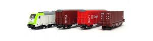 Set nákladního vlaku, DB AG, VI. epocha, TT, Tillig 01448