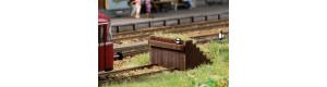 Dřevěné zarážedlo, H0, Auhagen 41665