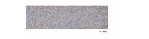 Okraj štěrkového lože, šedý, délka 950 mm, H0, Tillig 86612