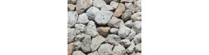Přírodní kamínky, hrubší, 80 g, Noch 09232
